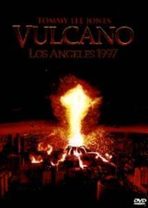 Vulcano. Los Angeles 1997 di Micke Jackson - DVD