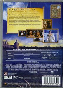 La leggenda di un amore: Cinderella di Andy Tennant - DVD - 2