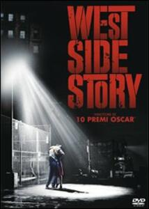 West Side Story di Robert Wise,Jerome Robbins - DVD