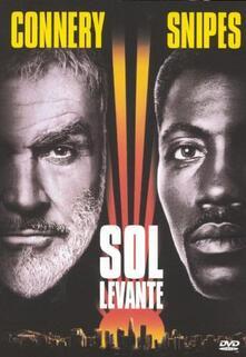 Sol levante (DVD) di Philip Kaufman - DVD