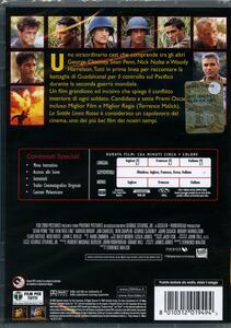 La sottile linea rossa di Terrence Malick - DVD - 2