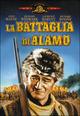 Cover Dvd DVD La battaglia di Alamo