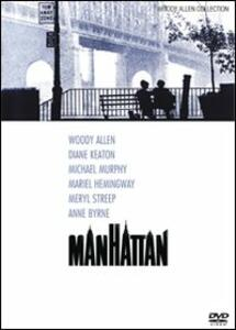 Manhattan di Woody Allen - DVD