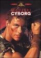 Cover Dvd DVD Cyborg