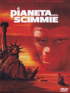 Il pianeta delle scimmie di Franklin J. Schaffner - DVD