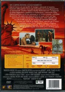 Il pianeta delle scimmie di Franklin J. Schaffner - DVD - 2