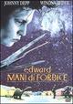Cover Dvd DVD Edward mani di forbice