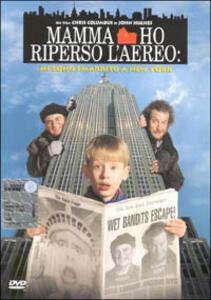 Mamma, ho riperso l'aereo di Chris Columbus - DVD