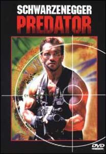 Predator di John McTiernan - DVD