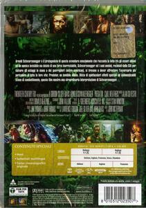 Predator di John McTiernan - DVD - 2