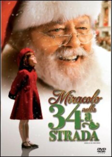 Miracolo nella Trentaquattresima strada di Les Mayfield - DVD