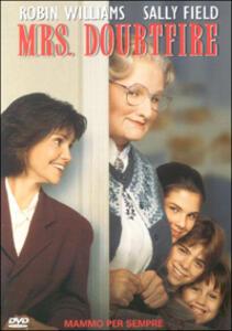 Mrs. Doubtfire di Chris Columbus - DVD