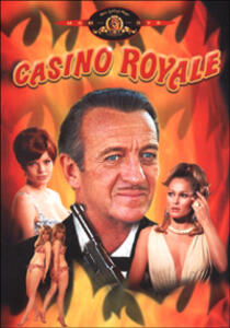 James Bond 007 Casinò Royale di John Huston,Ken Hughes,Robert Parrish,Joseph McGrath,Val Guest - DVD