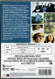 Il dormiglione di Woody Allen - DVD - 2