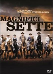 I magnifici Sette di John Sturges - DVD