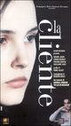 Cover Dvd DVD La cliente