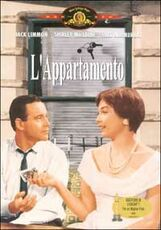 Film L' appartamento Billy Wilder