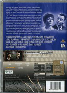 L' appartamento di Billy Wilder - DVD - 2