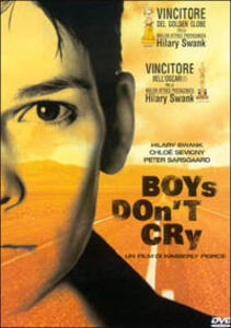 Boys Don't Cry di Kimberly Peirce - DVD