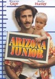 Cover Dvd Arizona Junior