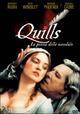 Cover Dvd Quills – La penna dello scandalo