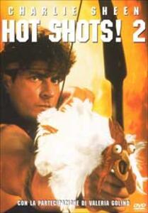 Hot Shots! 2 di Jim Abrahams - DVD