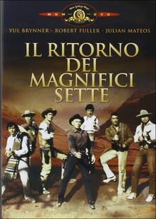 Il ritorno dei magnifici sette di Burt Kennedy - DVD