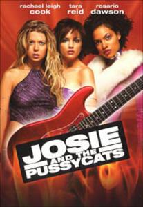 Josie and the Pussycats di Deborah Kaplan,Harry Elfont - DVD