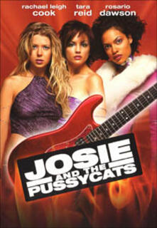 Josie and the Pussycats di Deborah Kaplan,Harry Elfont - DVD