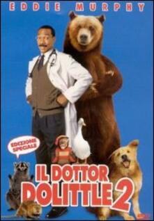 Il dottor Dolittle 2 di Steve Carr - DVD