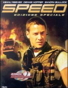 Speed (2 DVD) di Jan De Bont - DVD