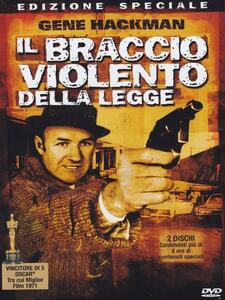 Il braccio violento della legge (2 DVD)<span>.</span> Special Edition di William Friedkin - DVD