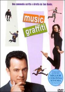 Music graffiti di Tom Hanks - DVD