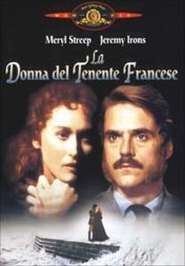 La donna del tenente francese di Karel Reisz - DVD