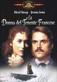 Cover Dvd DVD La donna del tenente francese