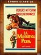 Cover Dvd DVD La magnifica preda