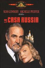 Film La casa Russia Fred Schepisi