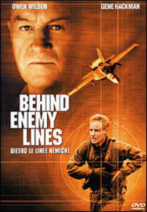 Behind enemy lines. Dietro le linee nemiche di John Moore - DVD