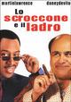 Cover Dvd DVD Lo scroccone e il ladro