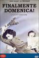 Cover Dvd DVD Finalmente domenica!