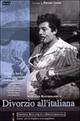Cover Dvd DVD Divorzio all'italiana