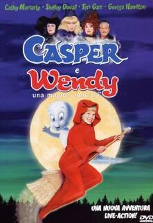 Casper & Wendy. Una magica amicizia (DVD) di Sean McNamara - DVD