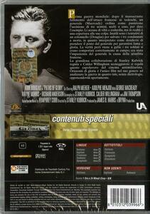 Orizzonti di gloria di Stanley Kubrick - DVD - 2