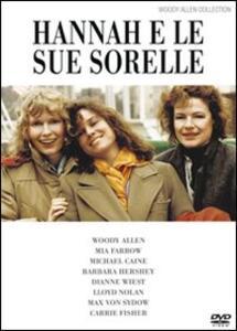 Hannah e le sue sorelle di Woody Allen - DVD