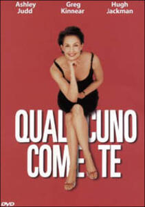 Qualcuno come te di Tony Goldwin - DVD