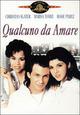 Cover Dvd DVD Qualcuno da amare