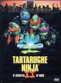 Dvd tartarughe ninja 2 il segreto di ooze 1991 for Prezzo tartarughe