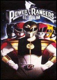 Locandina Power Rangers - Il film