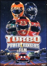 Locandina Turbo Power Rangers 2. Il film