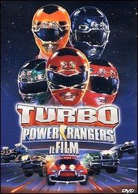 Locandina Turbo Power Rangers 2. Il film